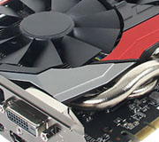 ASUS R9 Fury Strix 1080p Gaming Benchmarks