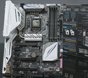 ASUS Z170 Deluxe Motherboard Unboxing and Overview