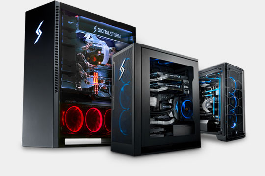 Digital Storm Custom Gaming Computers Gaming Pcs