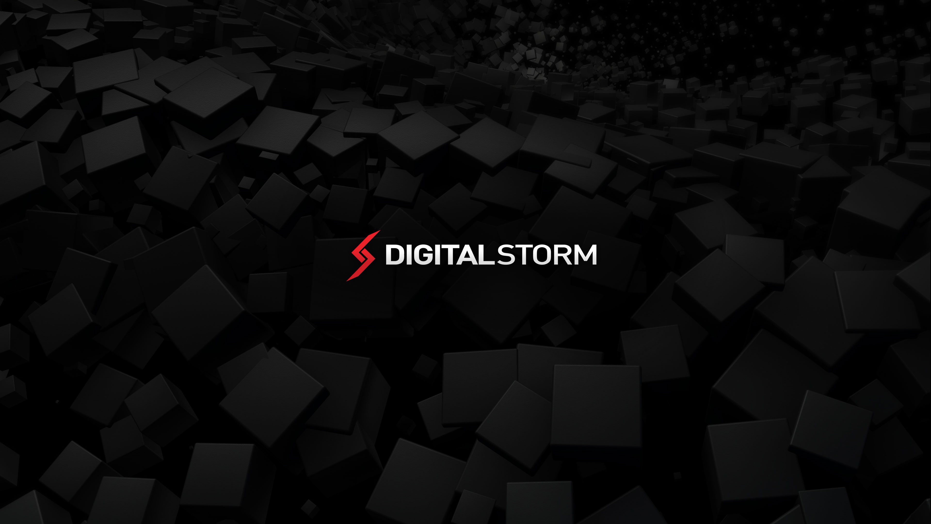 F Digital Storm Black Hole Wallpaper
