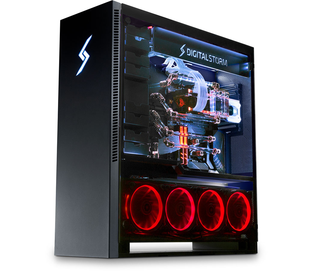 Aventum X Custom PC.